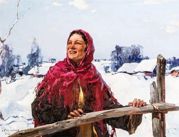 油画中的大美自然,迷人的乌克兰风情插图67