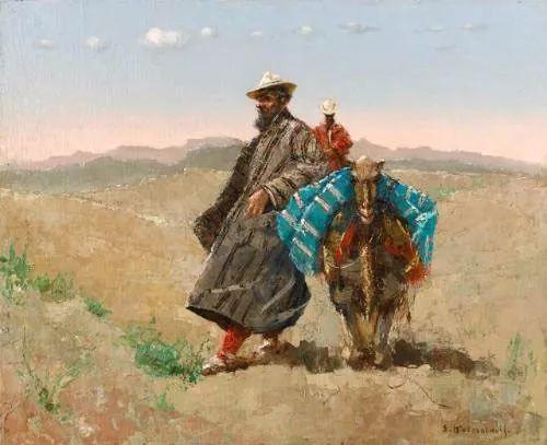 油画中的大美自然,迷人的乌克兰风情插图93