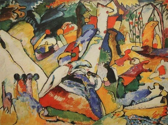 抽象艺术的先驱 俄罗斯康定斯基插图1