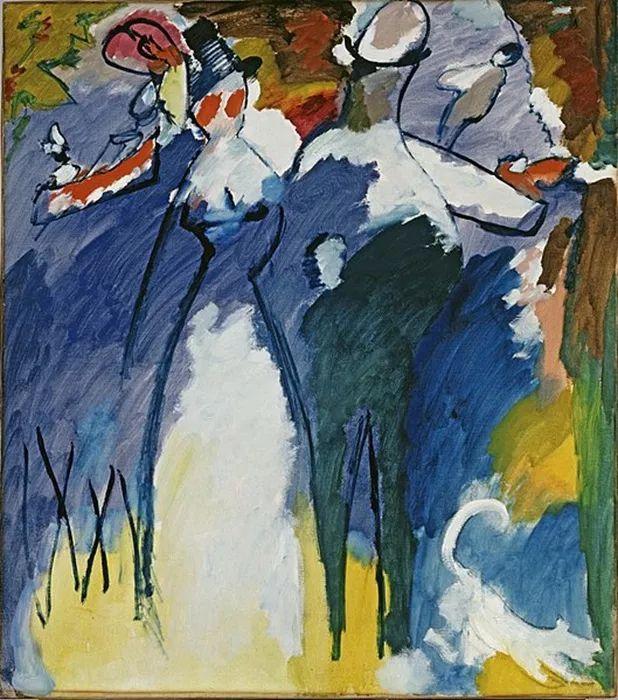 抽象艺术的先驱 俄罗斯康定斯基插图3