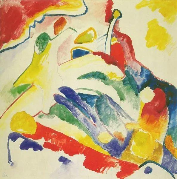 抽象艺术的先驱 俄罗斯康定斯基插图5