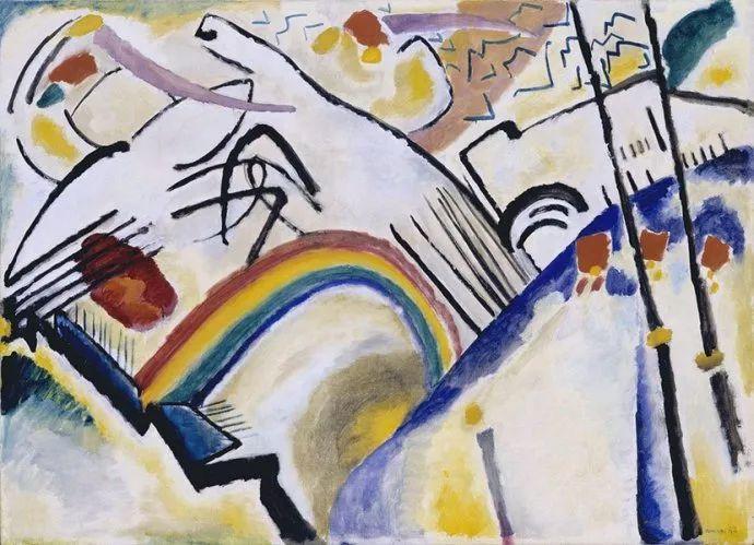 抽象艺术的先驱 俄罗斯康定斯基插图9