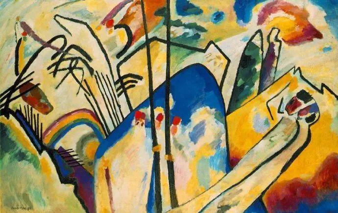 抽象艺术的先驱 俄罗斯康定斯基插图11