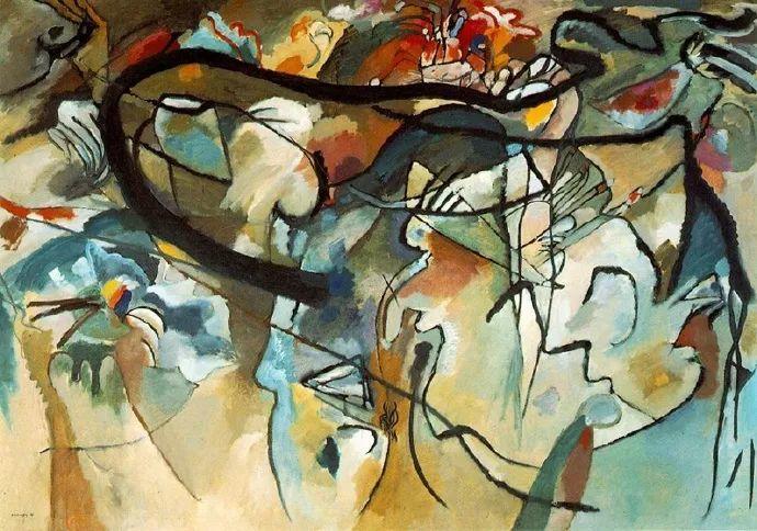 抽象艺术的先驱 俄罗斯康定斯基插图15
