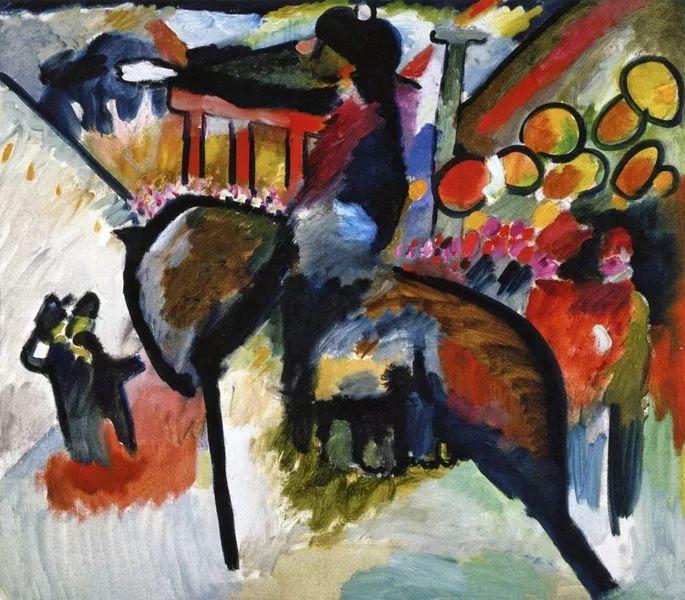 抽象艺术的先驱 俄罗斯康定斯基插图21