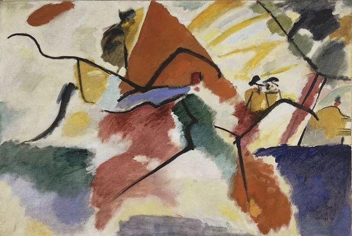 抽象艺术的先驱 俄罗斯康定斯基插图23
