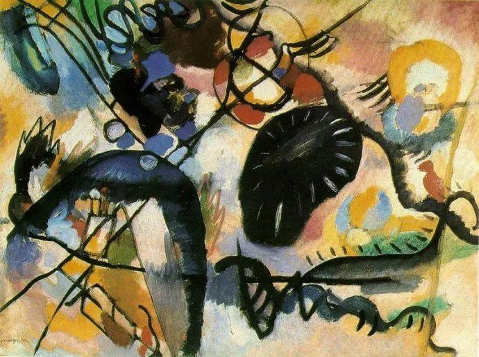 抽象艺术的先驱 俄罗斯康定斯基插图25
