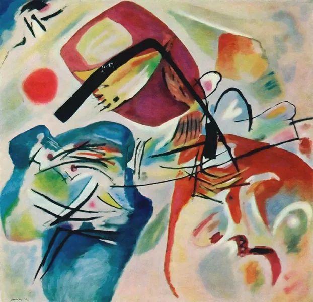抽象艺术的先驱 俄罗斯康定斯基插图27