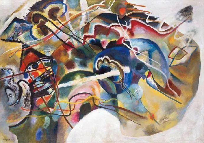 抽象艺术的先驱 俄罗斯康定斯基插图29