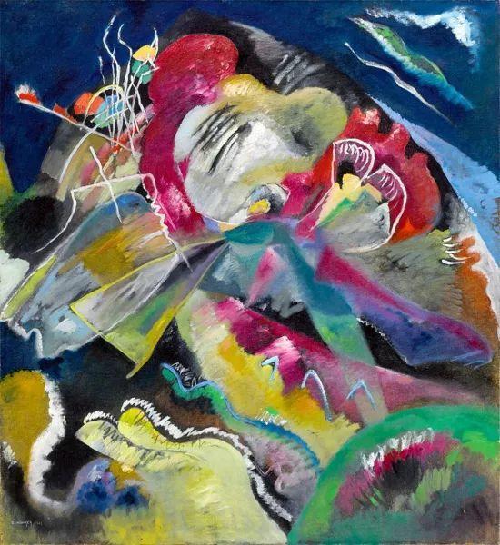 抽象艺术的先驱 俄罗斯康定斯基插图31