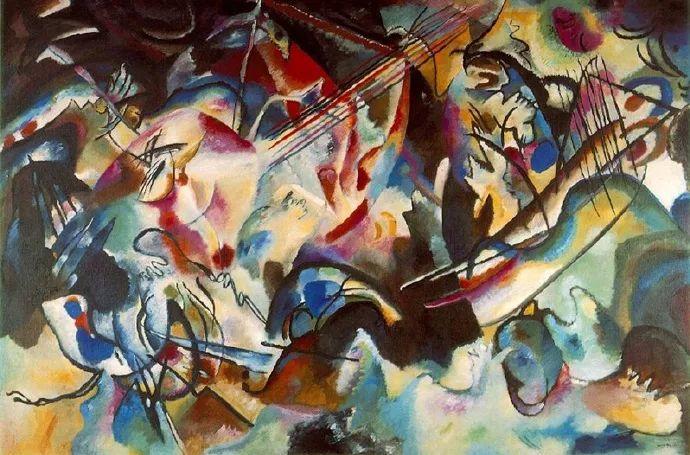 抽象艺术的先驱 俄罗斯康定斯基插图33