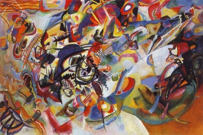 抽象艺术的先驱 俄罗斯康定斯基插图35
