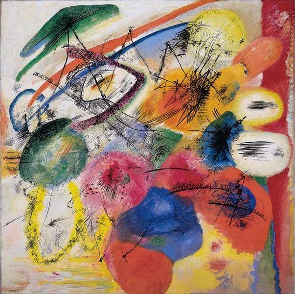 抽象艺术的先驱 俄罗斯康定斯基插图37