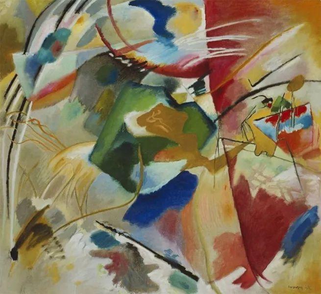 抽象艺术的先驱 俄罗斯康定斯基插图39