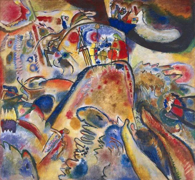 抽象艺术的先驱 俄罗斯康定斯基插图41
