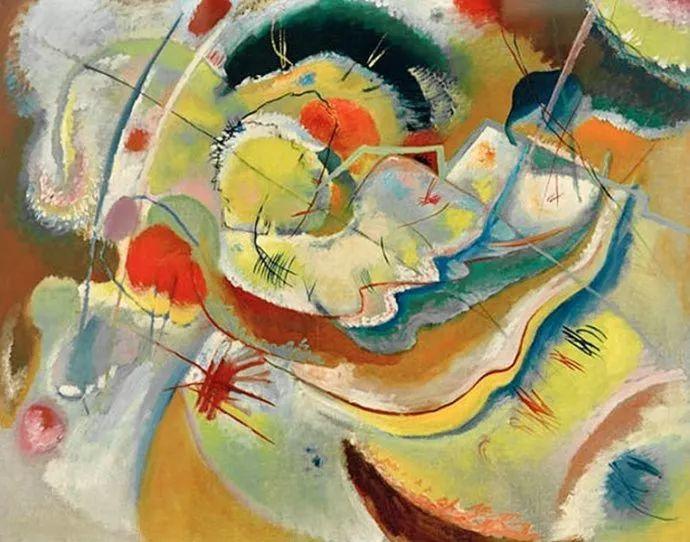 抽象艺术的先驱 俄罗斯康定斯基插图43