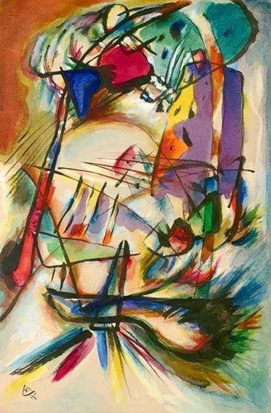 抽象艺术的先驱 俄罗斯康定斯基插图45