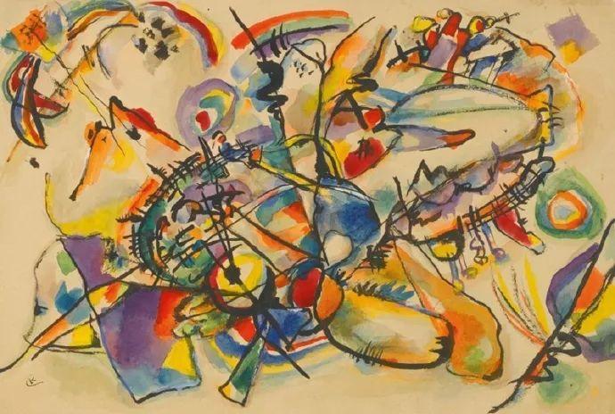 抽象艺术的先驱 俄罗斯康定斯基插图47