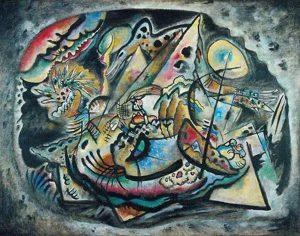 抽象艺术的先驱 俄罗斯康定斯基插图49