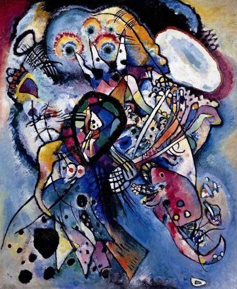 抽象艺术的先驱 俄罗斯康定斯基插图51