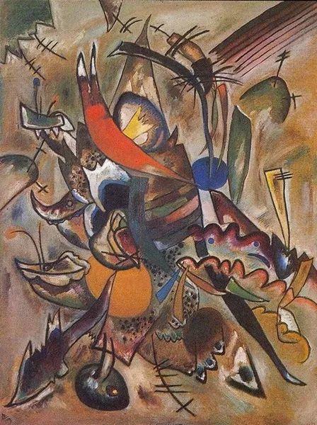 抽象艺术的先驱 俄罗斯康定斯基插图53