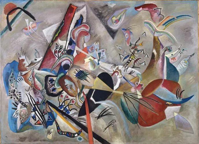 抽象艺术的先驱 俄罗斯康定斯基插图55