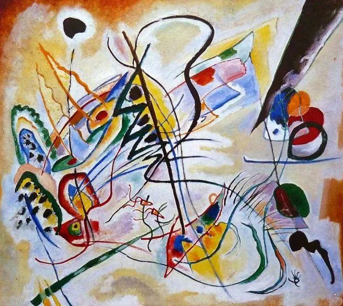 抽象艺术的先驱 俄罗斯康定斯基插图57