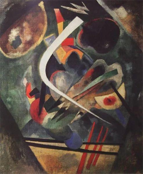抽象艺术的先驱 俄罗斯康定斯基插图59