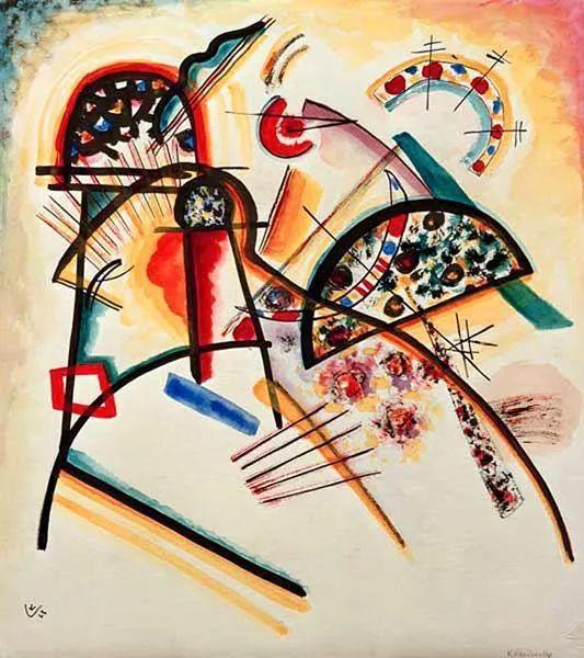抽象艺术的先驱 俄罗斯康定斯基插图63