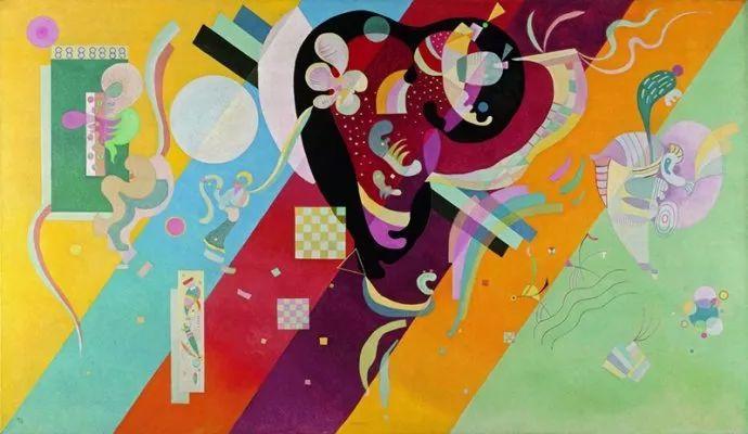 抽象艺术的先驱 俄罗斯康定斯基插图73