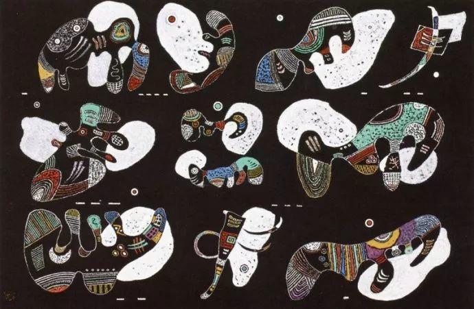 抽象艺术的先驱 俄罗斯康定斯基插图77