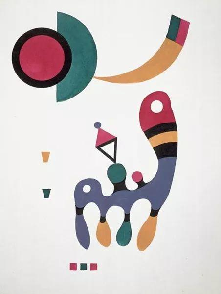 抽象艺术的先驱 俄罗斯康定斯基插图79