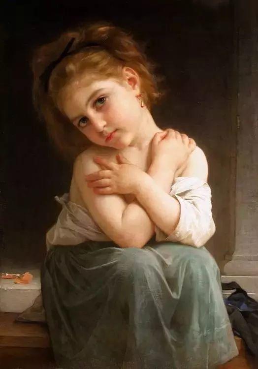 艺术家笔下的纯真童年,有一种触动心灵的美!插图
