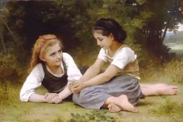 艺术家笔下的纯真童年,有一种触动心灵的美!插图9