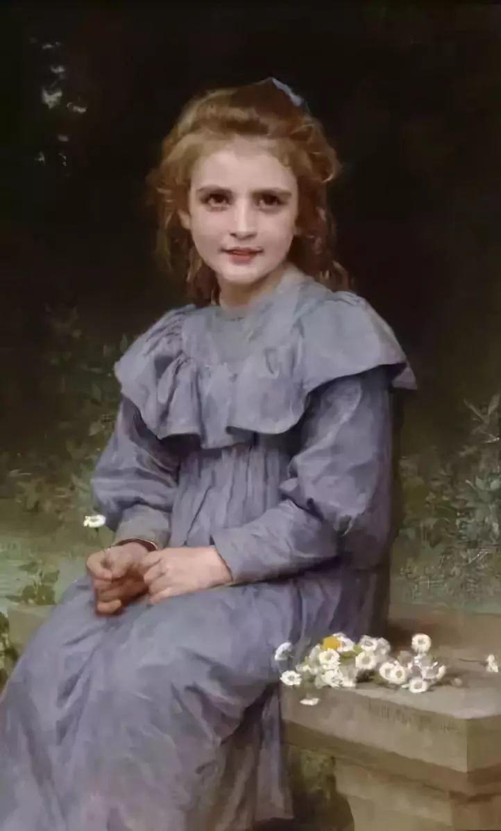 艺术家笔下的纯真童年,有一种触动心灵的美!插图19
