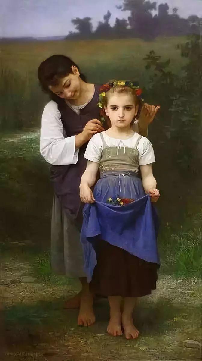 艺术家笔下的纯真童年,有一种触动心灵的美!插图24