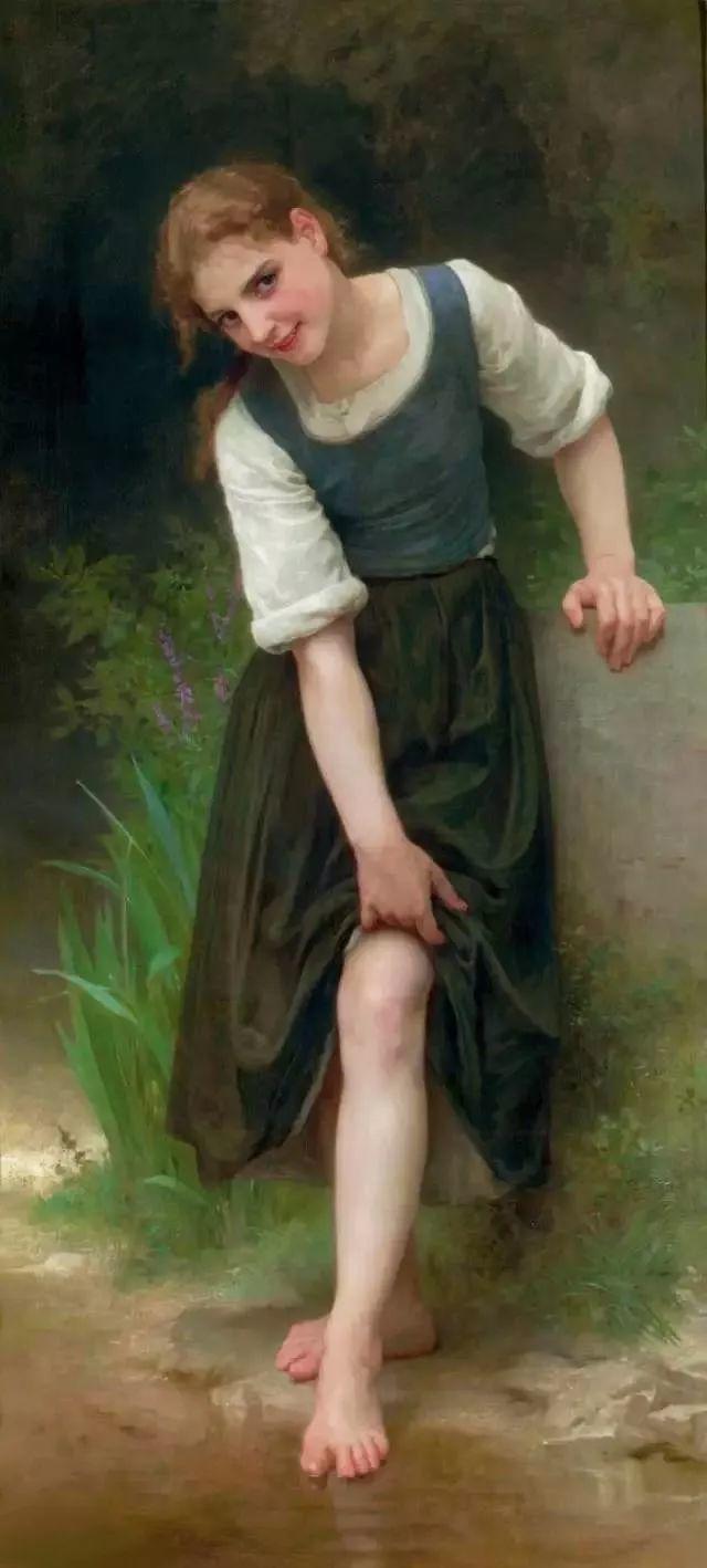 艺术家笔下的纯真童年,有一种触动心灵的美!插图33