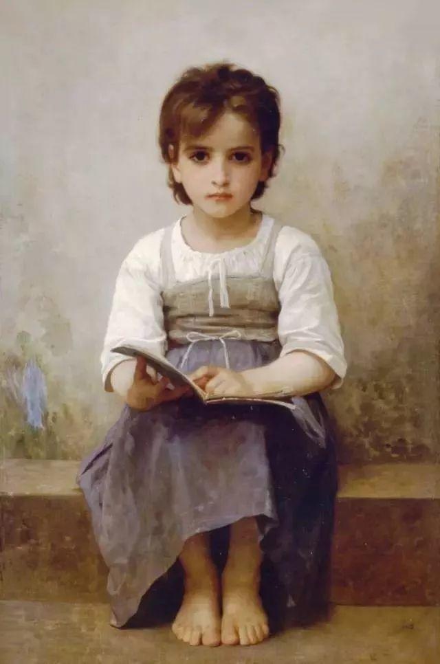 艺术家笔下的纯真童年,有一种触动心灵的美!插图35