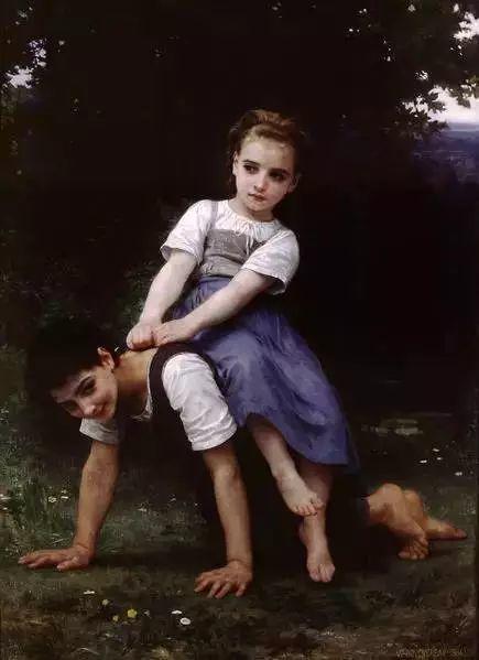 艺术家笔下的纯真童年,有一种触动心灵的美!插图36