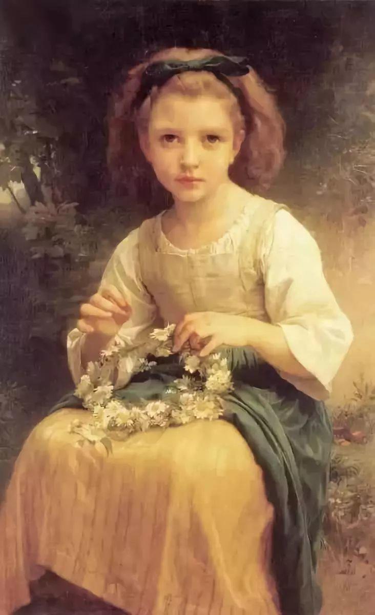 艺术家笔下的纯真童年,有一种触动心灵的美!插图42