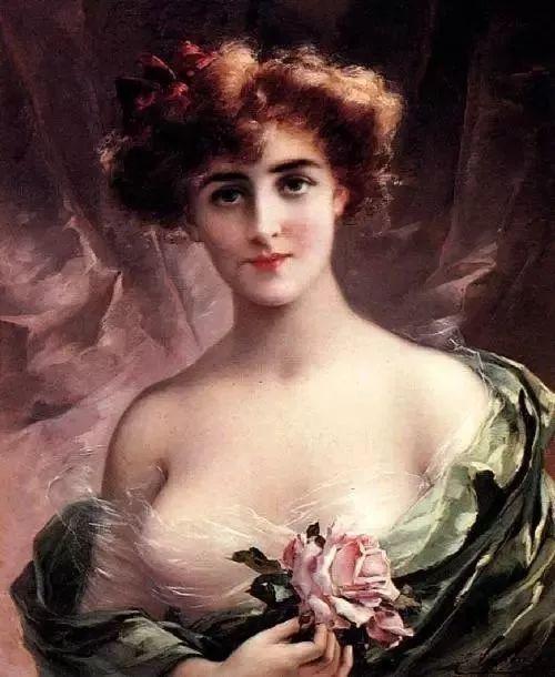 古典油画里有一种美,叫丰满插图3