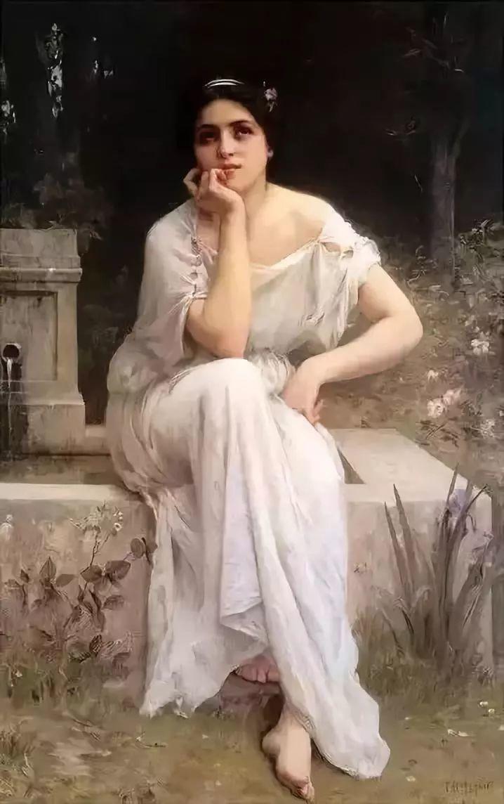 古典油画里有一种美,叫丰满插图5