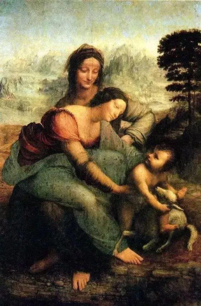古典油画里有一种美,叫丰满插图7