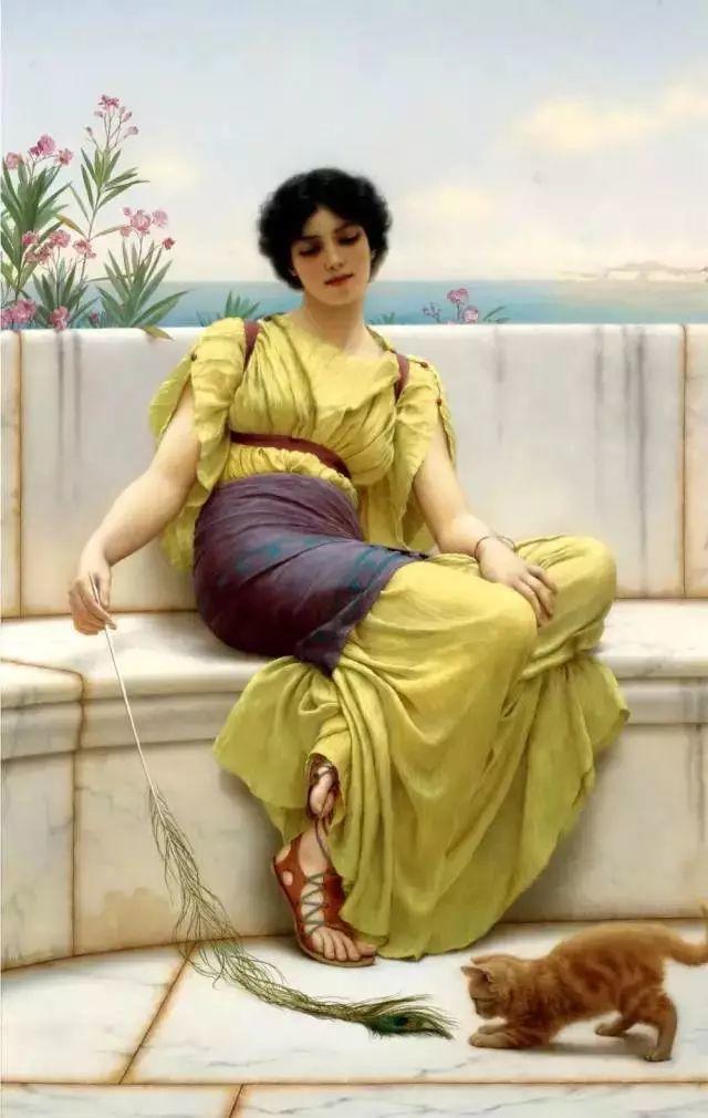 古典油画里有一种美,叫丰满插图8