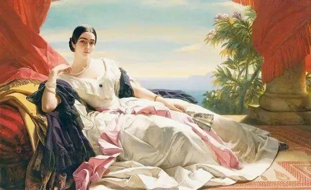 古典油画里有一种美,叫丰满插图9