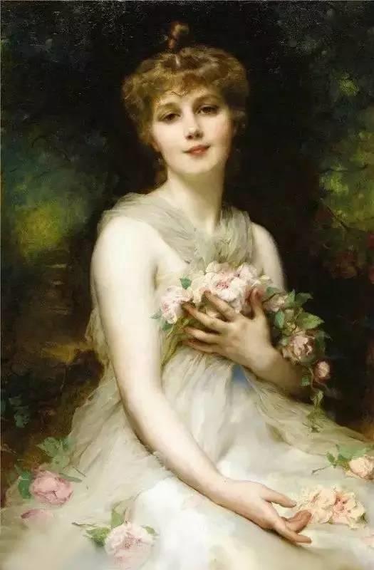 古典油画里有一种美,叫丰满插图10