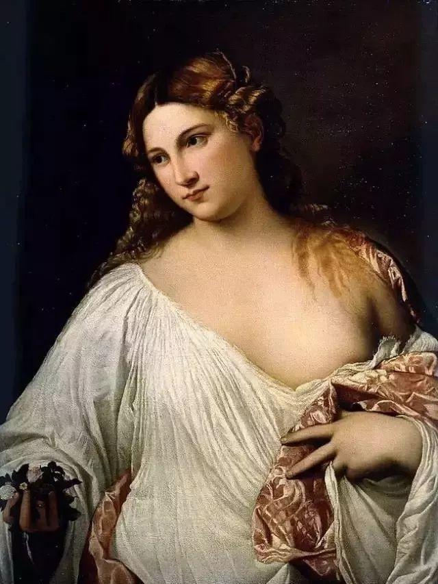 古典油画里有一种美,叫丰满插图12