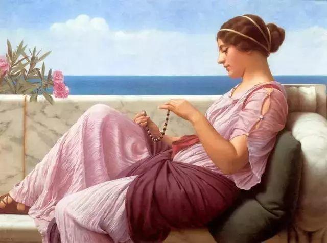 古典油画里有一种美,叫丰满插图13