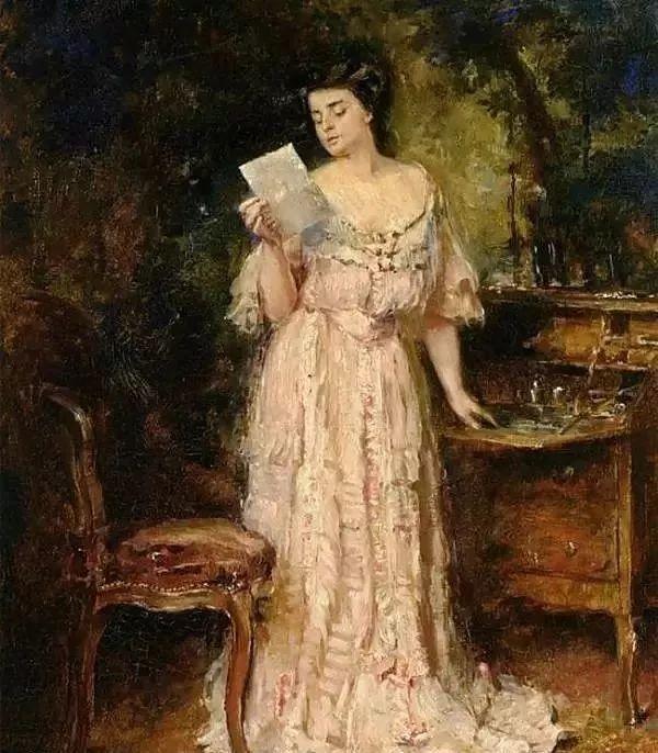 古典油画里有一种美,叫丰满插图19