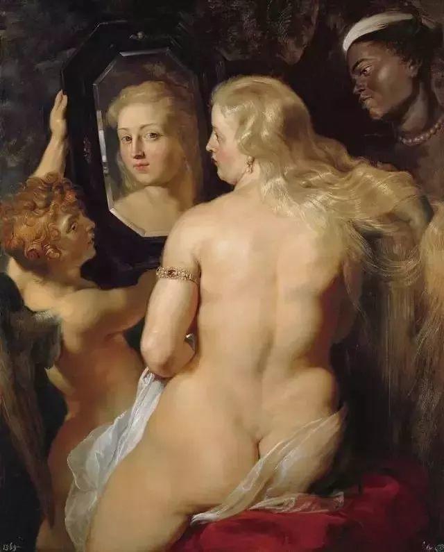 古典油画里有一种美,叫丰满插图21